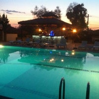 Photo taken at Şalhan Apart inn by Yonca on 7/9/2012
