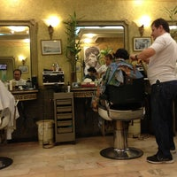 Photo taken at Ammar barbershop center by Aidoadvisor on 3/2/2012