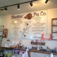 Photo taken at Smokin' Pig by Anthony F. on 8/13/2012