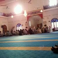 Photo taken at Thaqwa Masjid by Roshan on 2/18/2012