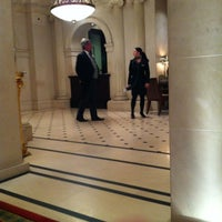 Photo taken at The Lanesborough, a St. Regis Hotel by Emanuele V. on 7/11/2012