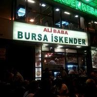 Foto tomada en Ali Baba İskender ve Kebap por Mehter el 8/10/2012