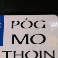 Photo taken at Bull McCabe's Irish Pub by Debra W. on 3/17/2012