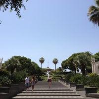 Photo taken at Villa Bellini by Ulyana K. on 7/28/2012