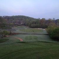 Photo taken at Bradshaw Farm Golf Course by Travis M. on 3/28/2012