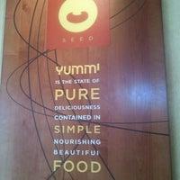 Photo taken at Café Yumm! by Ranelle F. on 4/16/2012