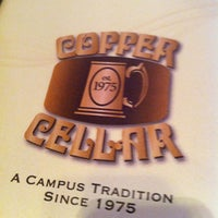 Photo taken at The Original Copper Cellar by Amanda M. on 3/19/2012