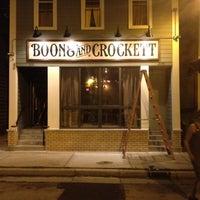 Photo taken at Boone & Crockett by Douglas W. on 5/31/2012