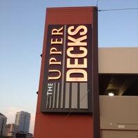 Photo taken at The Upper Decks by Bryan M. on 6/1/2012