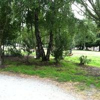 Photo taken at Esprit Park by Jeremia K. on 7/1/2012