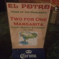 Photo taken at El Potro by AdoraAdoreHer on 3/14/2012