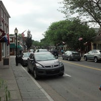 Photo taken at Falmouth Main Street by Warren N. on 7/27/2012