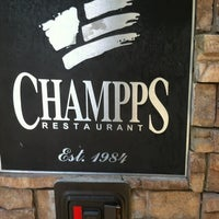 Photo taken at Champps Americana by Chuck N. on 7/14/2012