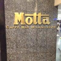 Photo taken at Bar Motta by Lorenzo on 8/11/2012