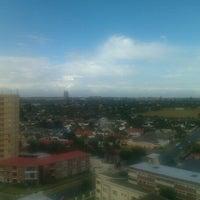 Photo taken at Radisson Blu Hotel, Port Elizabeth by Siyamthanda Q. on 3/17/2012