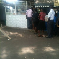 Photo taken at Hajia Special Waakye by Gee M. on 2/27/2012