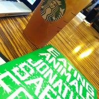Photo taken at Starbucks by Amy C. on 7/23/2012