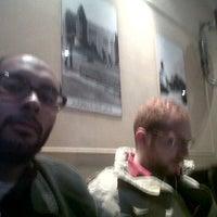 Photo taken at Sarkis Cafe by Omar K. on 2/25/2012
