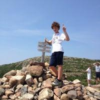 Photo taken at Dorr Mountain by John D. on 7/15/2012