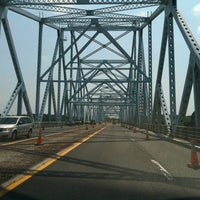 Photo taken at Castleton-on-Hudson Bridge by Brooke S. on 6/11/2012
