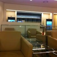 Photo taken at Korean Air Lounge by DW K. on 5/23/2012