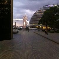 Photo taken at 3 More London Riverside by Gabit 7. on 6/25/2012