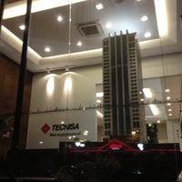 Photo taken at New Worker Tower - Alphaville - Tecnisa by Fabricio D. on 5/26/2012