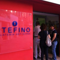 Photo taken at Gelateria Stefino by Maurizio B. on 6/2/2012