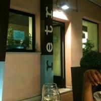 Photo taken at Retro by Fabio M. on 8/11/2012