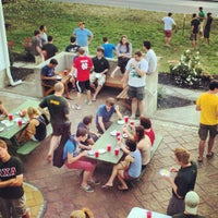 Photo taken at Lambda Chi Alpha at Rensselaer by Tom T. on 9/7/2012