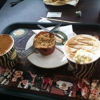Photo taken at Zarraffa's Coffee by Lauren M. on 5/25/2012