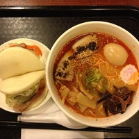 Photo taken at Nom Nom Ramen by Bill D. on 6/19/2012