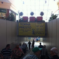 """Photo taken at Centro Commerciale """"Bonola"""" by Ale R. on 6/28/2012"""