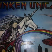 Photo taken at The Drunken Unicorn by Arthur M. on 3/3/2012