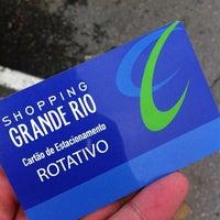 6/22/2012 tarihinde Celso M.ziyaretçi tarafından Shopping Grande Rio'de çekilen fotoğraf