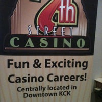 Photo taken at 7th Street Casino by Charles L. on 2/18/2012