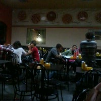 Photo taken at Pizzaria Guarani by Wellington S. on 5/27/2012