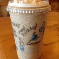 Photo taken at Caribou Coffee by Rachael S. on 8/5/2012