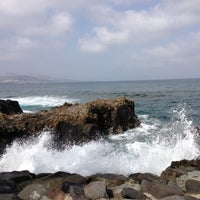 Photo taken at Playa Grande by Denis A. on 3/18/2012