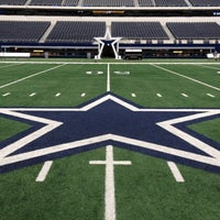 Photo taken at AT&T Stadium by Alan S. on 8/22/2012