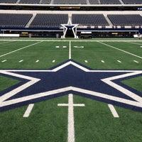 Photo taken at AT&T Stadium by Alan S. on 8/22/2012
