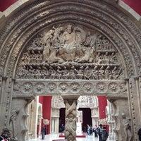 5/6/2012 tarihinde Thomas C.ziyaretçi tarafından Cité de l'Architecture et du Patrimoine'de çekilen fotoğraf