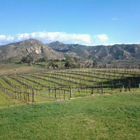 Das Foto wurde bei Orfila Vineyards and Winery von Jack P. am 2/16/2012 aufgenommen