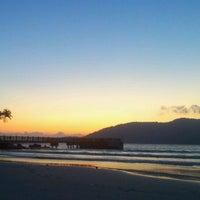 Photo taken at Bubu Long Beach Resort by Yogaretnam G. on 2/22/2012