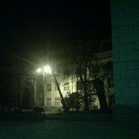 Снимок сделан в Одесская национальная академия пищевых технологий пользователем Катючча 🐾 3/23/2012
