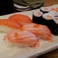 Photo taken at Sushi Zanmai (壽司三味) by Michelle C. on 6/21/2012