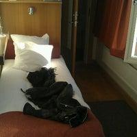 Photo taken at Best Western Hotel Halland by Sara H. on 5/6/2012