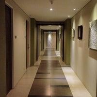 Photo taken at Aston Primera Pasteur Hotel by Dikdik R. on 2/17/2012