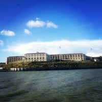 Photo taken at San Quentin State Prison by Katherine on 4/14/2012