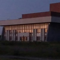 Снимок сделан в Драмтеатр пользователем Миша М. 7/26/2012